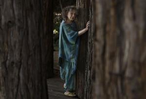 Anna Halprin; photo by Liz Hafalia, The Chronicle