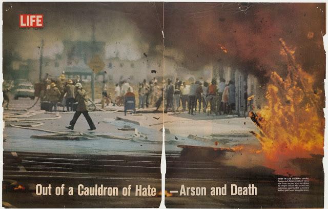the 50th anniversary of l a  u2019s watts riots  anna halprin