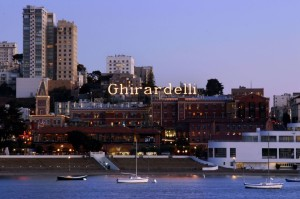 Ghirardelli Square Courtesy of Fairmont Heritage Place