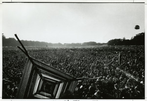 [The Human Be-In, Golden Gate Park, 1967 January 14], photograph by Gene Anthony, courtesy, California Historical Society, CPA-SOL_005
