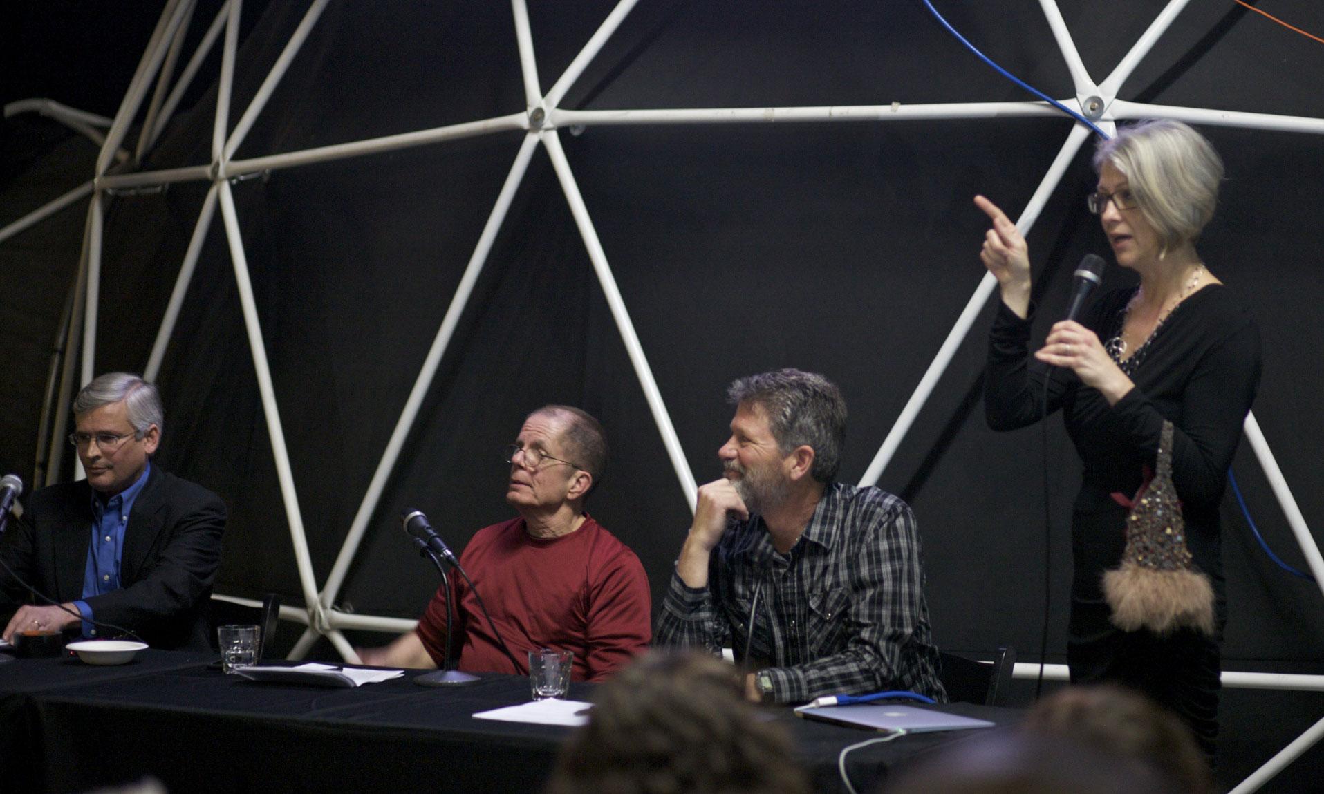 Grateful Dead panel discussion